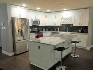 Custom Kitchen Renovation San Antonio