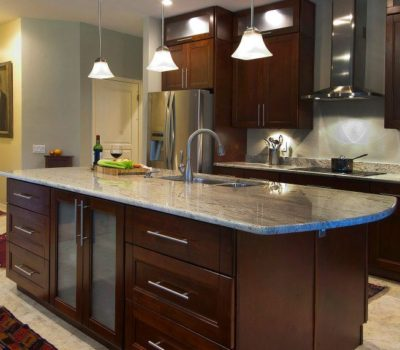 San Antonio kitchen remodeling cabinets counters tile backsplash New Generation