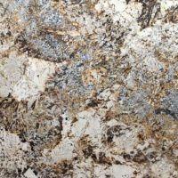 Granite Countertops - Caravelas Gold