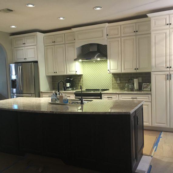 Kitchen Cabinets In San Antonio: Kitchen & Bathroom Remodeling Service