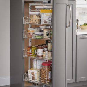 San Antonio Cabinet Space Storage Customized Kitchen