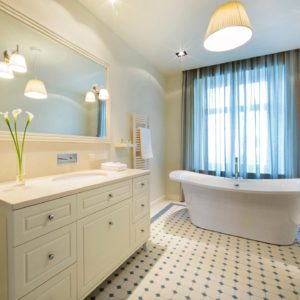 San Antonio custom bathroom remodeling