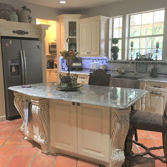 Alamo Heights Kitchen Remodeling Stone Oak San Antonio Cabinets Countertops Shaker Custom