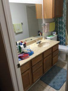 San Antonio Bathroom Remodeling Professionals Cabinets