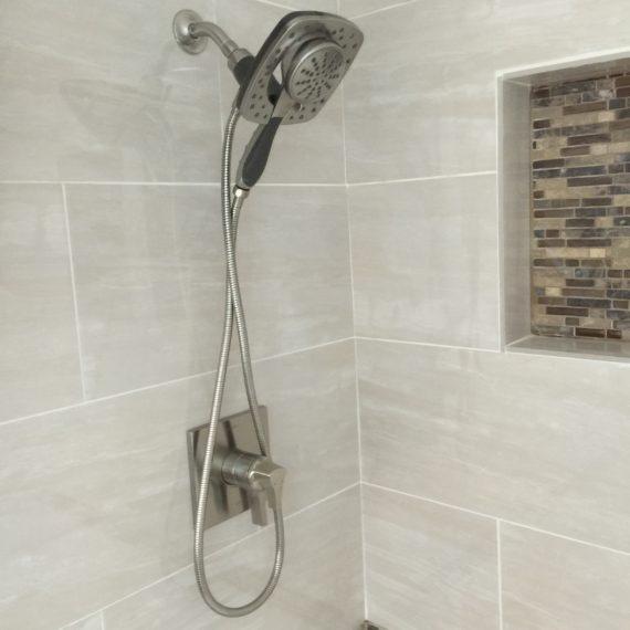 San Antonio Shower Tile Contractor Installation
