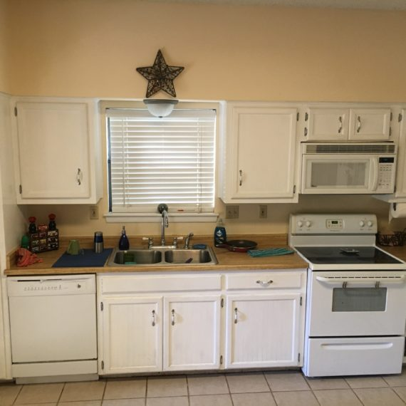 Balcones Heights Kitchen Renovation Cabintes