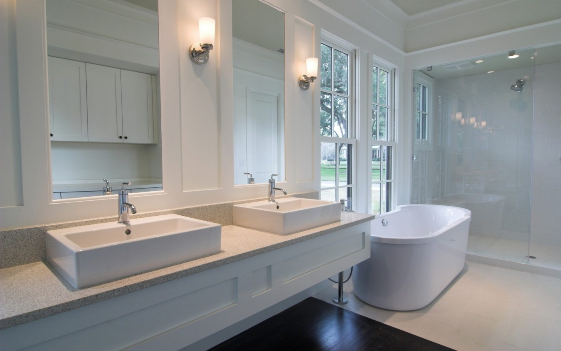 San Antonio bathroom remodeling trends bathroom cabinets countertops tile flooring renovation contractors
