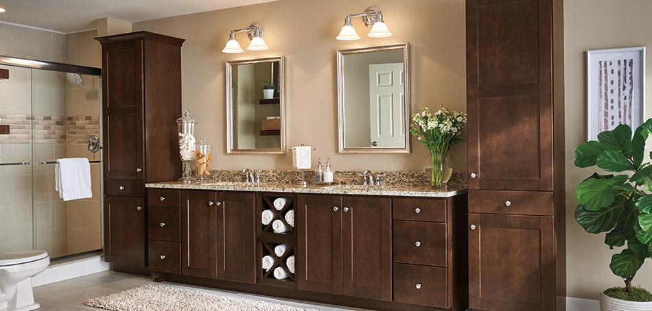 San Antonio Bathroom Remodeling Cabinets