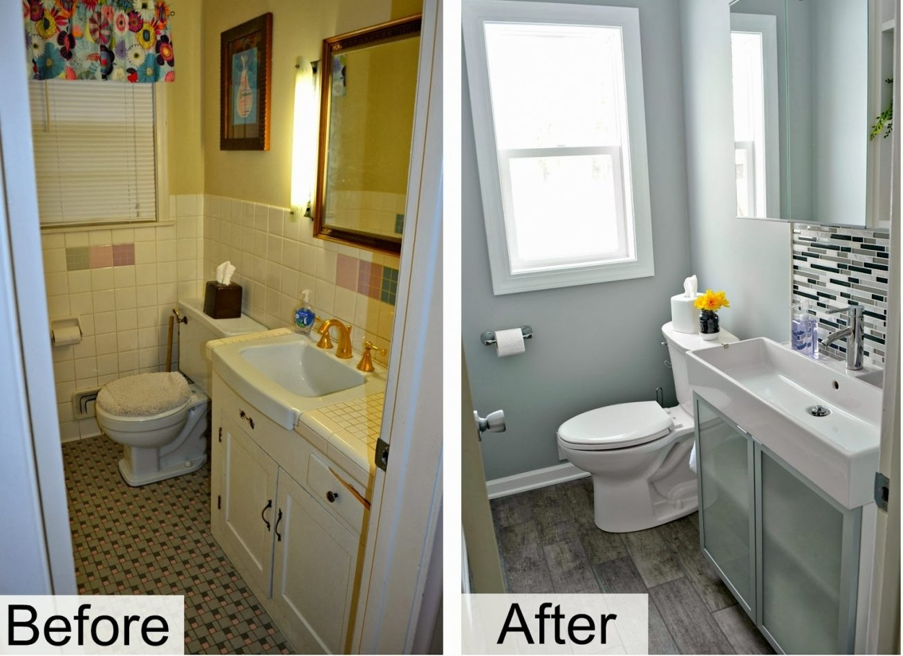 Bathroom Remodeling On A Budget New Generation Kitchen Bath - Simple cheap bathroom remodel