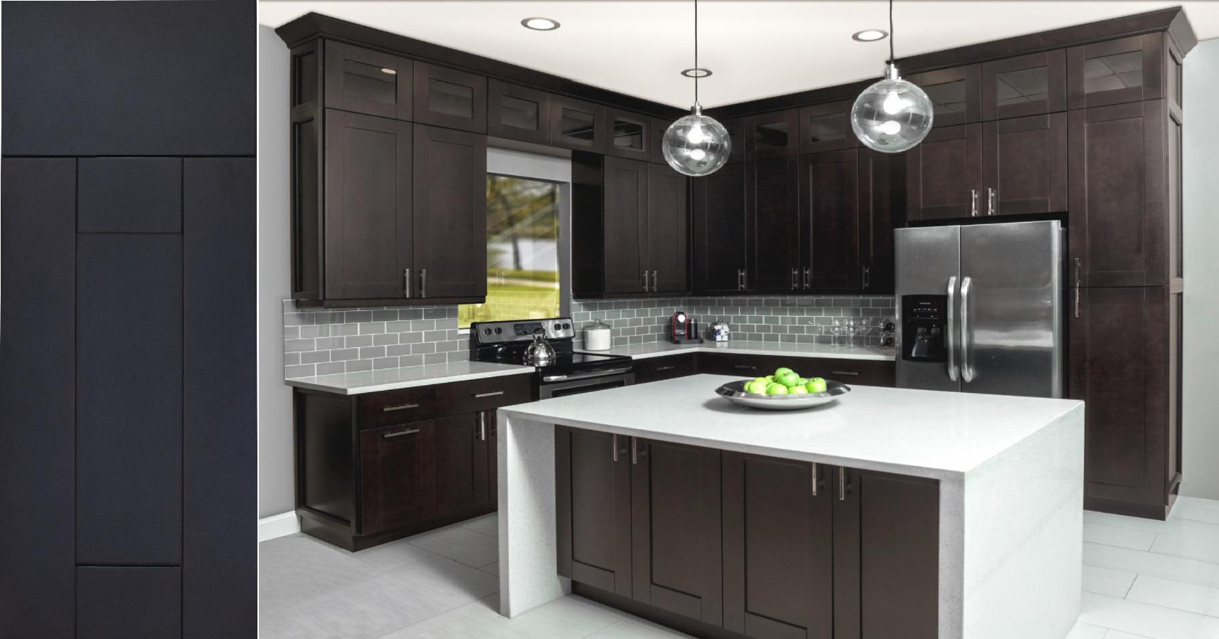 Frameless Cabinets - New Generation Kitchen & Bath - San ...